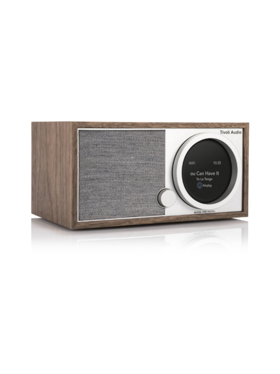 Tivoli - Tivoli Audio Model One Digital GEN.2 Walnut/Grey - null | Stockmann - photo 1