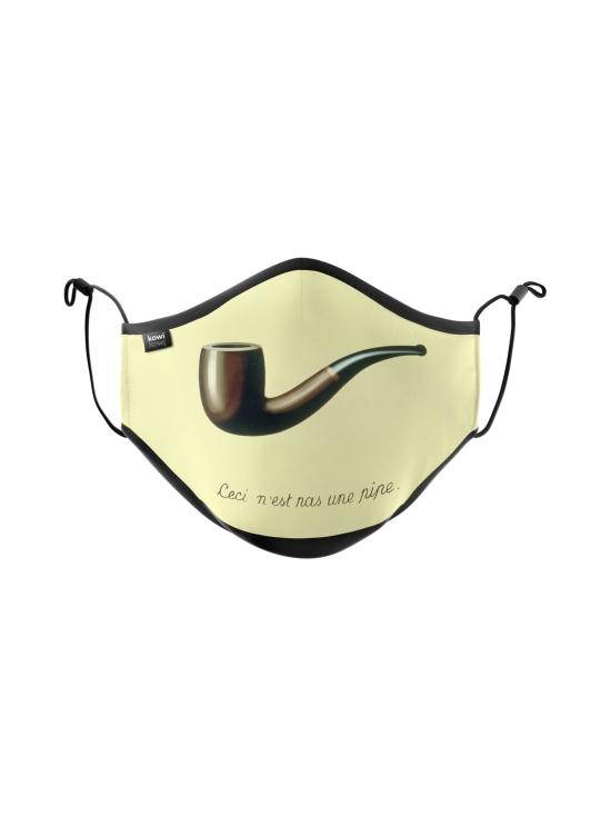 Kowi Kowi - Rene Magritte - Kasvomaski 3kpl - 12 | Stockmann - photo 3