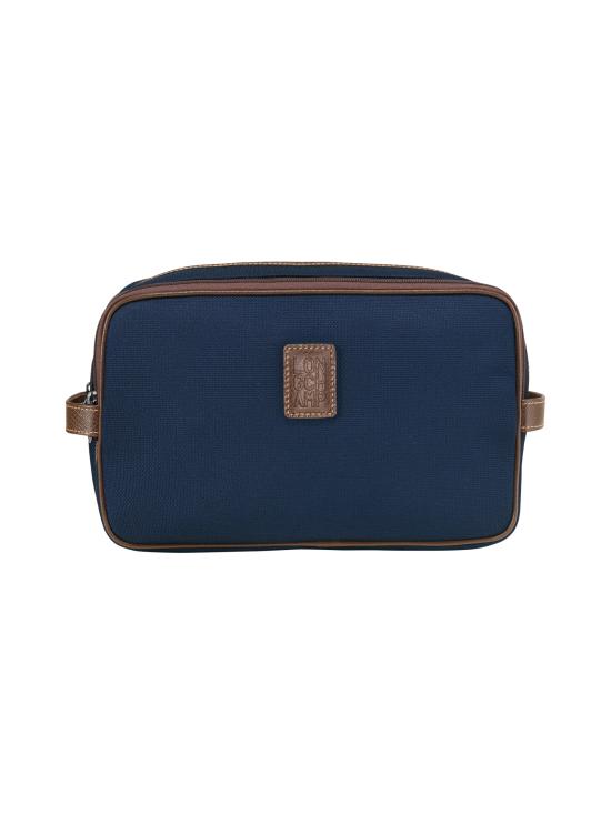 Longchamp - Boxford - Toiletry Case - Toilettilaukku - BLUE   Stockmann - photo 1