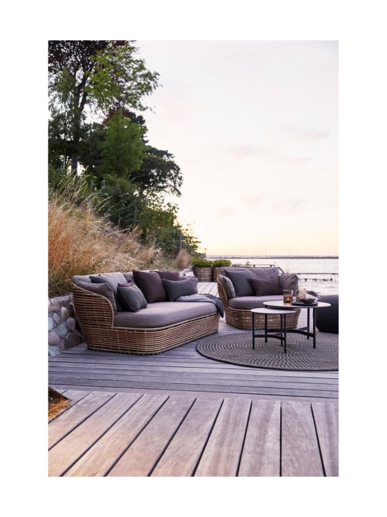 Cane-Line - Basket - kahden istuttava sohva - BEIGE   Stockmann - photo 4
