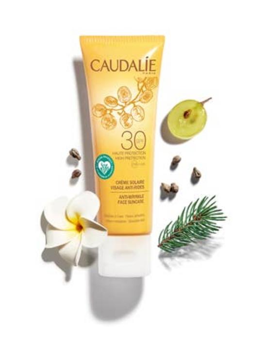 Caudalíe - Anti-Wrinkle Face Suncare SPF30 -aurinkosuoja kasvoille 50ml   Stockmann - photo 1