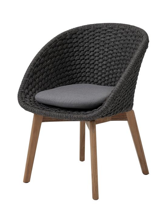 Cane-Line - Peacock-tuoli - TUMMA HARMAA, HARMAA | Stockmann - photo 2