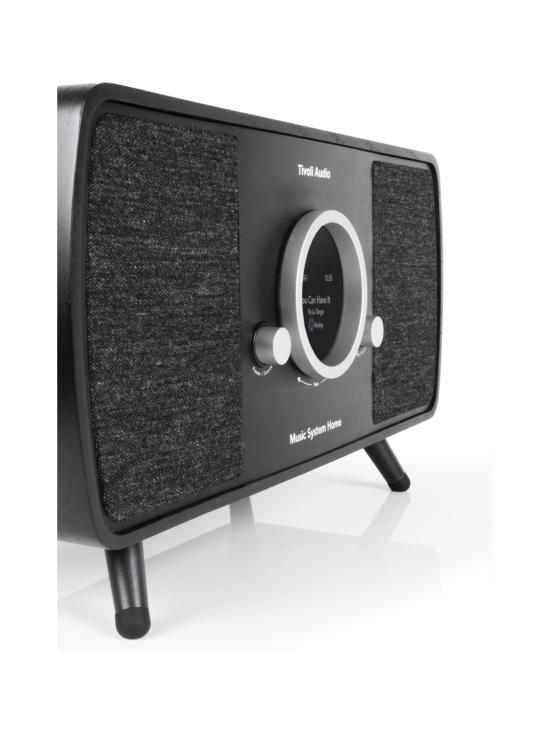 Tivoli - Tivoli Audio Music System Home GEN.2 black/black - null | Stockmann - photo 4