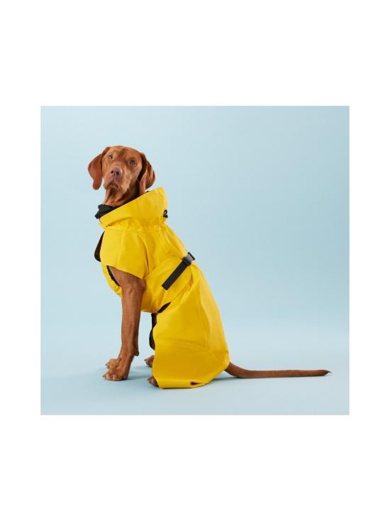 PAIKKA - Visibility Raincoat Lite Yellow for Dogs - 6   Stockmann - photo 2