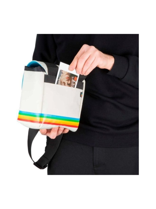 Polaroid Originals - Polaroid Originals Box Camera Bag - Valkoinen   Stockmann - photo 5
