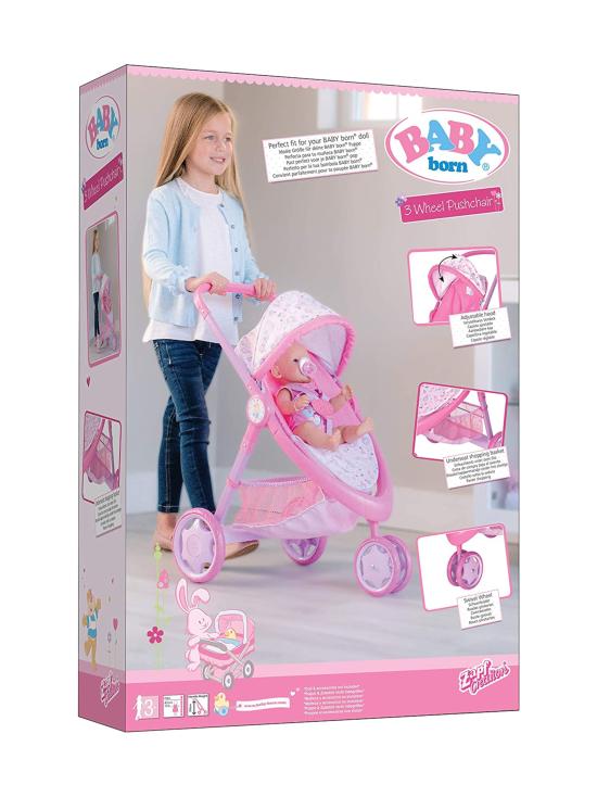 Baby Born - BABY BORN Kolmipyöräiset rattaat | Stockmann - photo 1