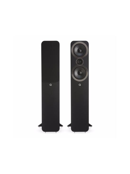 Q Acoustics - Q Acoustics Q3050i lattiakaiutin, musta   Stockmann - photo 1