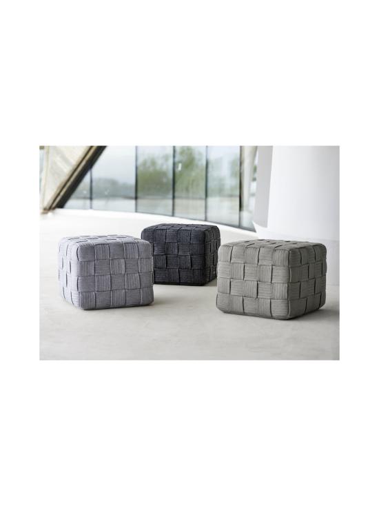 Cane-Line - Cube -rahi 48 x 48 x 39 cm - TAUPE   Stockmann - photo 2