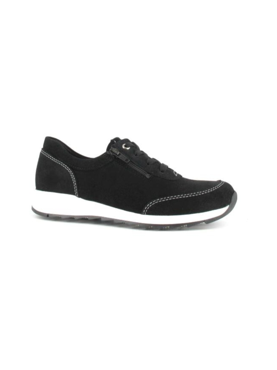 Pomar - MARJA Naisten Tennarit - BLACK SUEDE (WHT S) | Stockmann - photo 6
