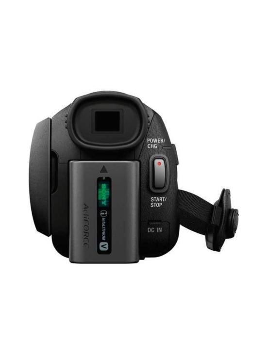 Sony - Sony FDR-AX53 4K Handycam   Stockmann - photo 3