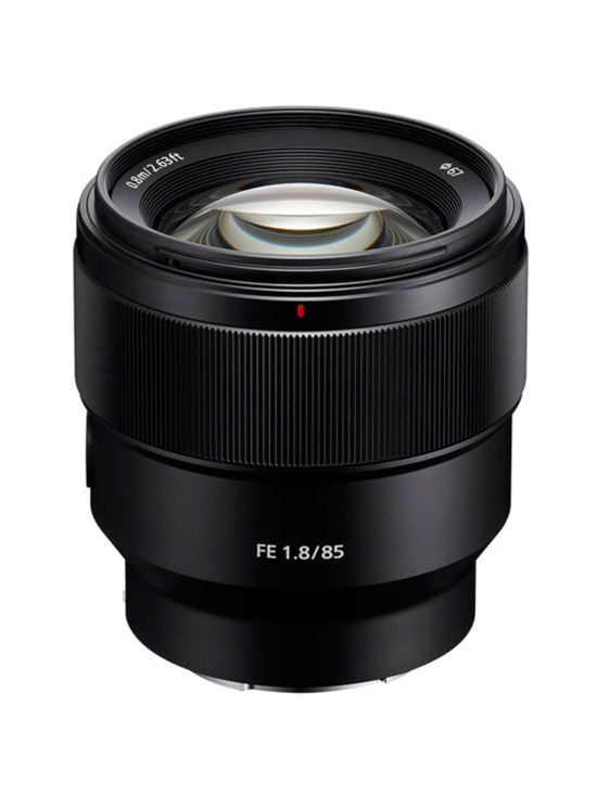Sony - Sony FE 85mm f/1.8 + 50e Cashback - null | Stockmann - photo 1