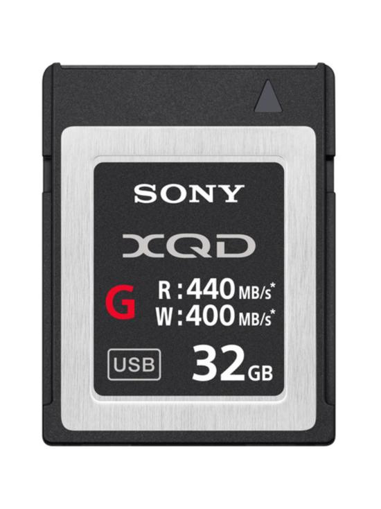 Sony - Sony XQD 32GB G-series muistikortti   Stockmann - photo 1