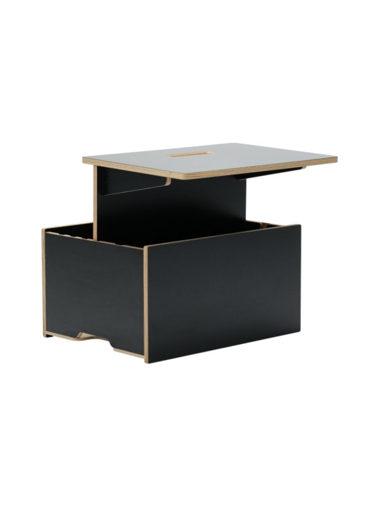 Hima Furniture - Hima Magic Boksi seisomatyöpiste - Gloss Black   Stockmann - photo 4