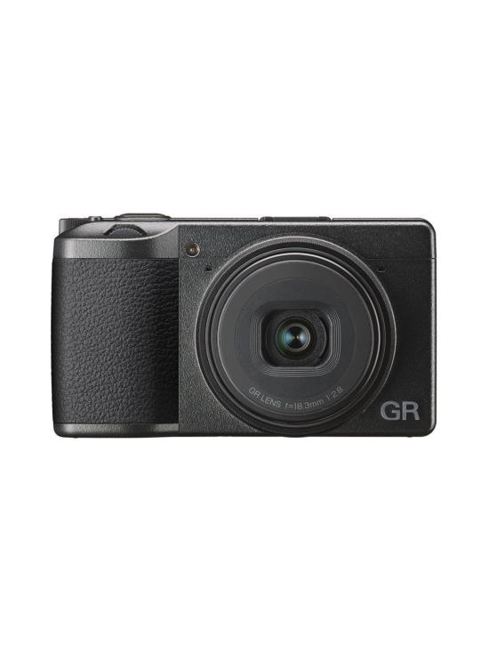 Pentax - Ricoh GR III -kamera + Lume Cube 2.0 Single - null | Stockmann - photo 3