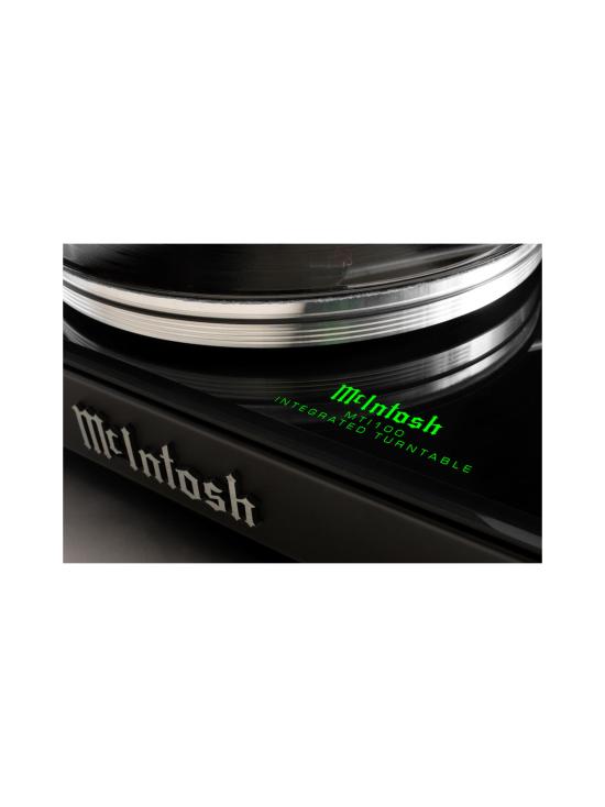 McIntosh - McIntosh MTI100 yhdistelmä-levysoitin - null | Stockmann - photo 7