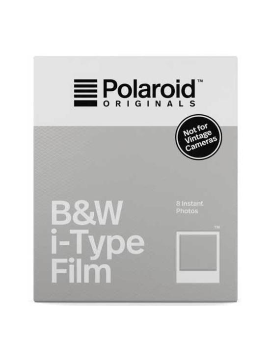 Polaroid Originals - Polaroid Originals I-TYPE B&W -mustavalkofilmi - null | Stockmann - photo 1