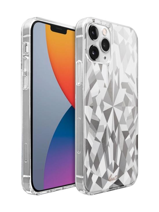 Laut - DIAMOND iPhone 12/12 Pro-suojakuori - VALKOINEN | Stockmann - photo 1