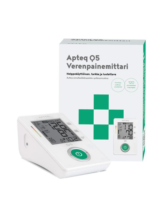 Apteq - Apteq Verenpainemittari Q5 | Stockmann - photo 1