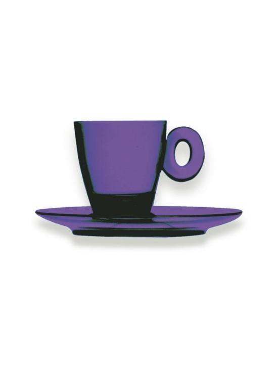 Mepra - Policarbonato-espressokuppi ja aluslautanen - AMETHYST | Stockmann - photo 1