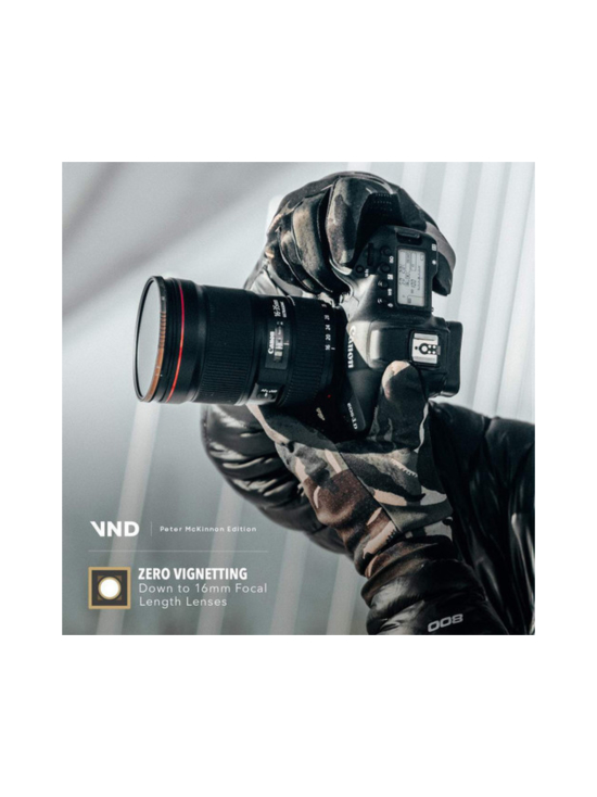 PolarPro - PolarPro 82mm Peter McKinnon Edition Variable ND 6-9 -suodin | Stockmann - photo 5