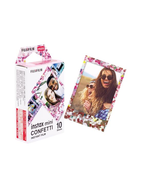 Fujifilm - Fujifilm Instax Film Mini Confetti (10 kuvaa) pikafilmi - null | Stockmann - photo 1