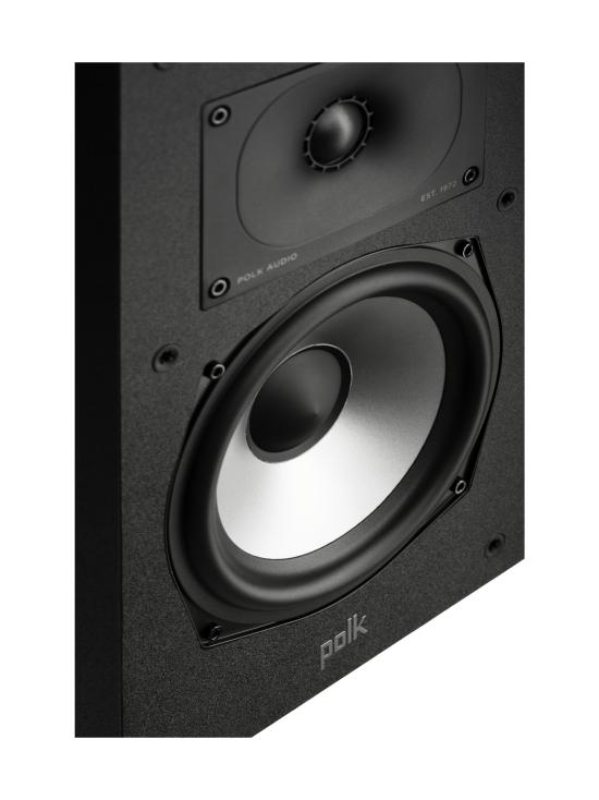 Polk Audio - Polk Audio MXT20 hyllykaiuttimet, musta | Stockmann - photo 6