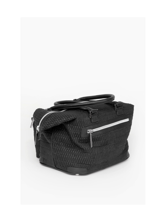 BELIEVE by tuula rossi - SMART BAG Black Stretch Tikkikangas Käsilaukku - BLACK, MUSTA | Stockmann - photo 9