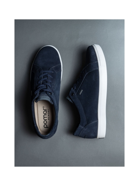 Pomar - AHO Miesten GORE-TEX® mokkanahka tennarit - OCEAN SUEDE | Stockmann - photo 4