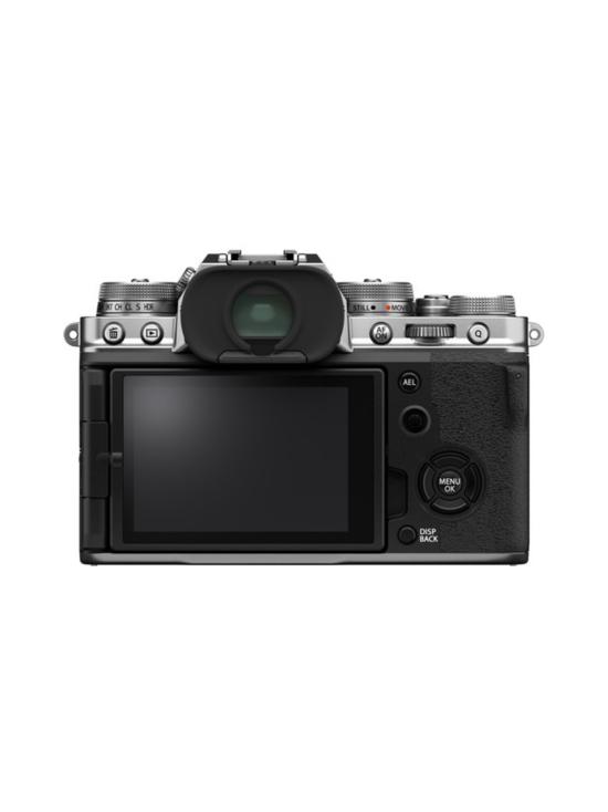Fujifilm - Fujifilm X-T4 runko - hopea + 200e Cashback | Stockmann - photo 2