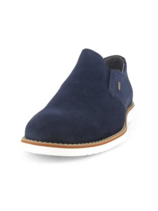 Pomar - KUOVI Miesten GORE-TEX loaferit - OCEAN SUEDE/ WHITE SOLE | Stockmann - photo 7