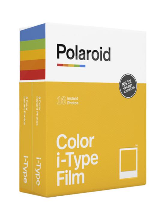 Polaroid Originals - Polaroid Originals I-TYPE Color pikafilmi - 2-pack | Stockmann - photo 1