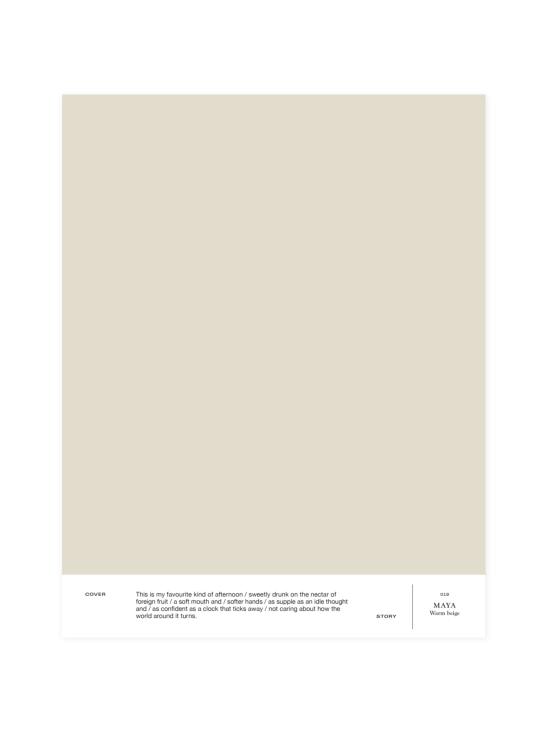 Cover Story - Sävymalli 019 MAYA - warm beige | Stockmann - photo 1