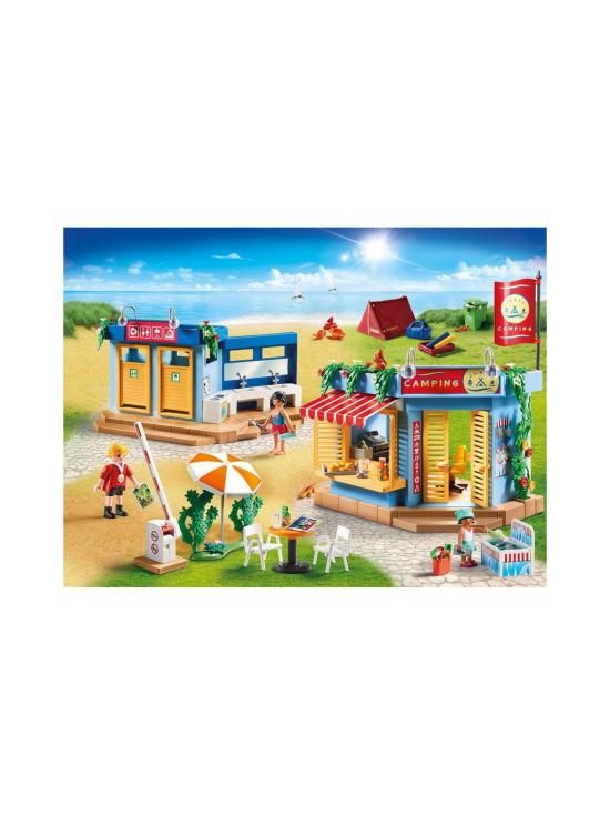 Playmobil - PLAYMOBIL Suuri leirintäalue - null   Stockmann - photo 2