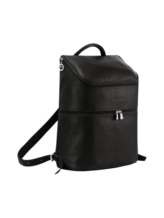 Longchamp - Le Foulonné Backpack - Reppu - BLACK | Stockmann - photo 2