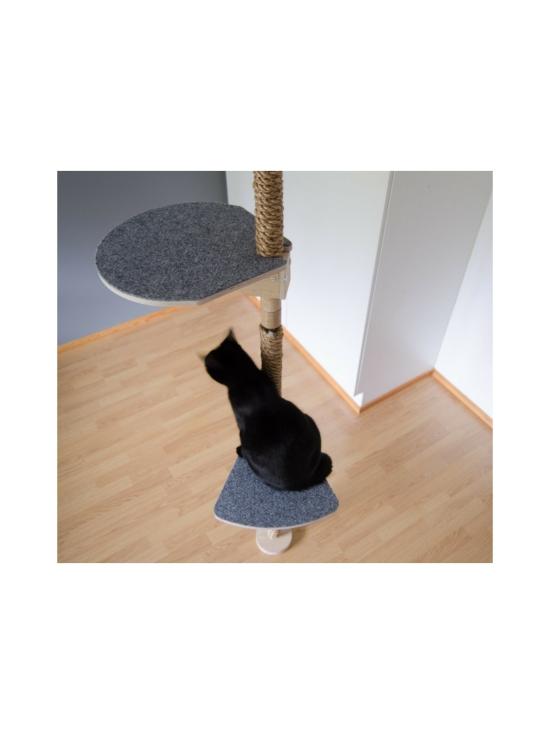 Kissapuu - Kissan Onni kiipeily- ja raapimispuu, tammi & harmaa   Stockmann - photo 8