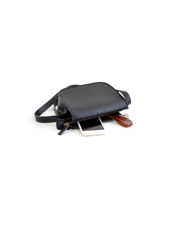 MOIMOI accessories - LAURA pieni laukku musta - MUSTA   Stockmann - photo 3