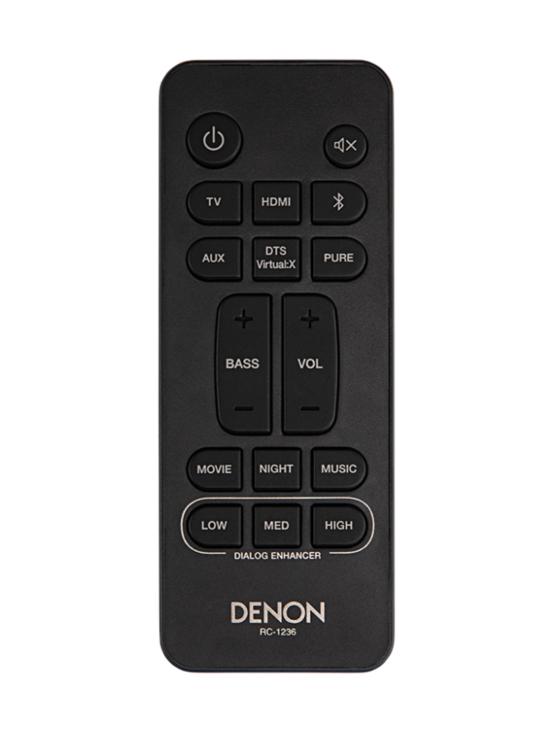 Denon - Denon DHT-S216 Soundbar TV-kaiutin - null   Stockmann - photo 5