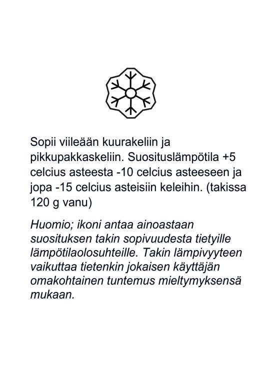 DAISY Black Hupullinen Tikattu Takki