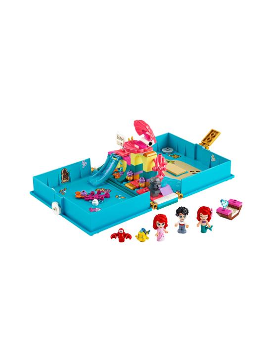 Lego Disney Princess - LEGO DISNEY Arielin satukirjaseikkailut 43176 - null | Stockmann - photo 6