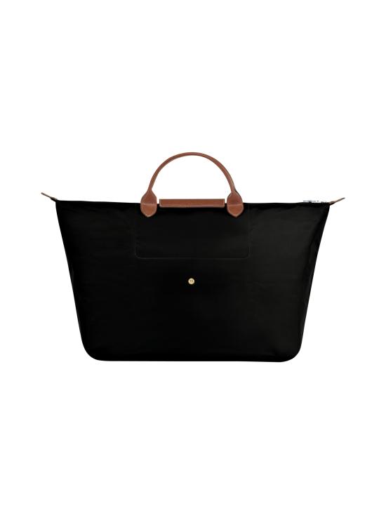 Longchamp - Le Pliage Travel Bag L -Laukku - BLACK | Stockmann - photo 3