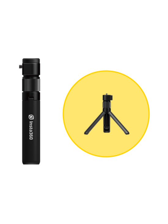 Insta360 - Insta360 Bullet-time Handle & Stick kuvaussauva (One X) - null | Stockmann - photo 3