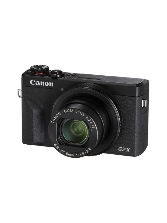 Canon - Canon PowerShot G7 X Mark III -digitaalikamera (musta) - null   Stockmann - photo 2
