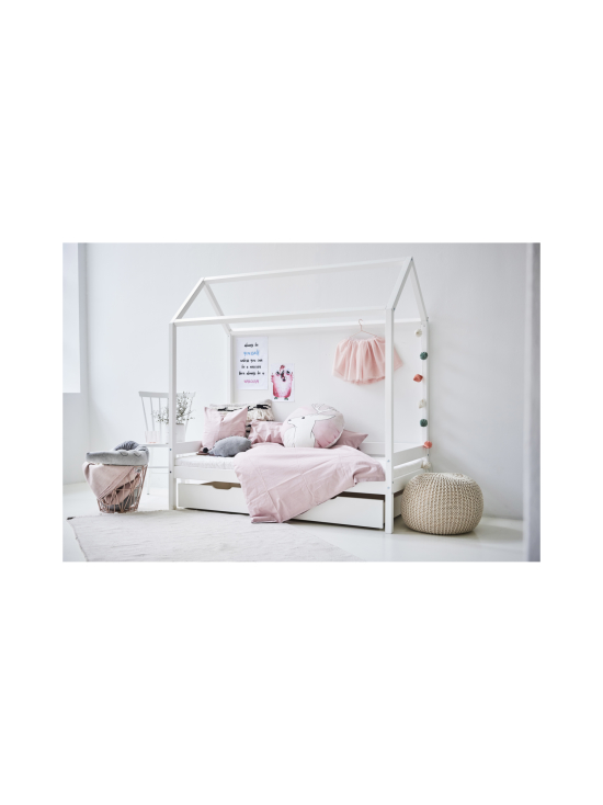 Hoppekids - Hoppekids Talo sänky 70x160cm, Valkoinen | Stockmann - photo 1