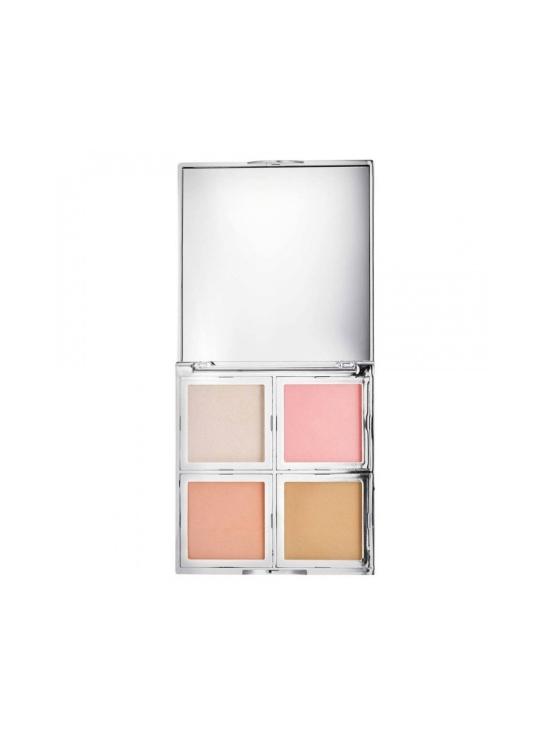 ELF Cosmetics - Natural Glow Face Palette -4 meikkituotteen paletti 16g | Stockmann - photo 2