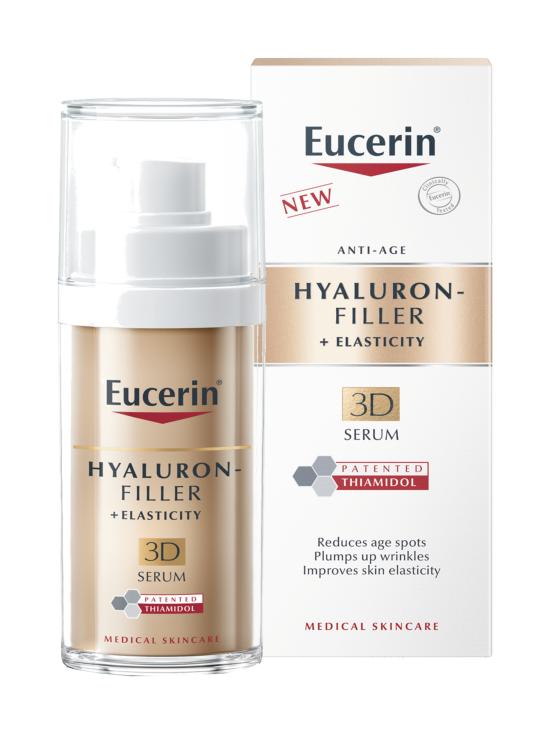 Eucerin - Eucerin HYALURON-FILLER+ ELASTICITY 3D Seerumi, 30ml | Stockmann - photo 1