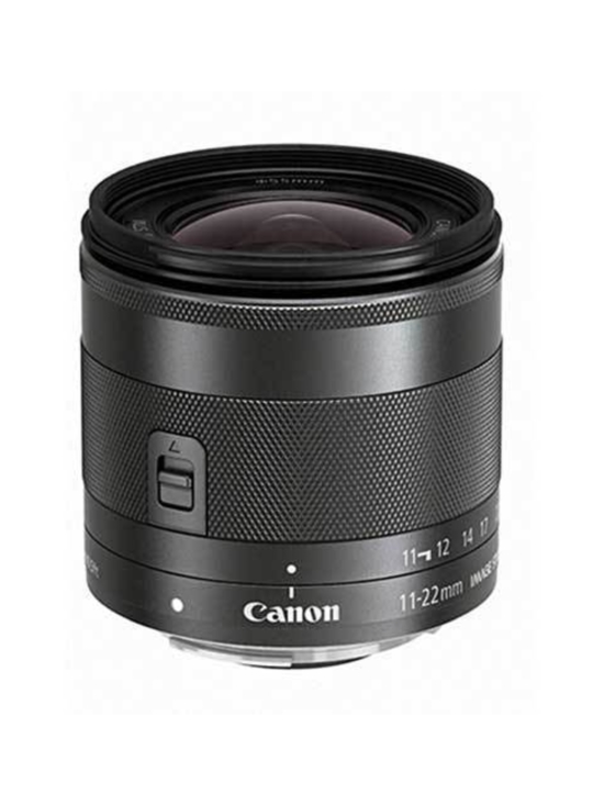 Canon - Canon EF-M 11-22mm f/4-5.6 IS STM - null | Stockmann - photo 1