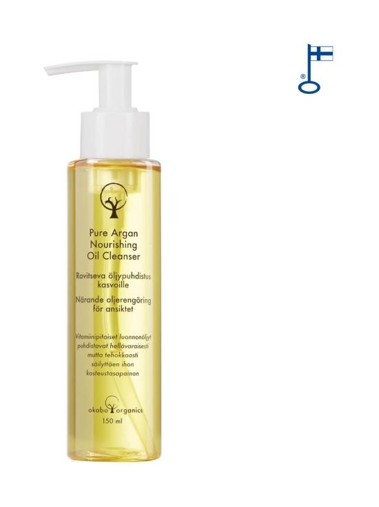Okabo Organics - Ravitseva Arganöljypuhdistus, 150 ml | Stockmann - photo 1
