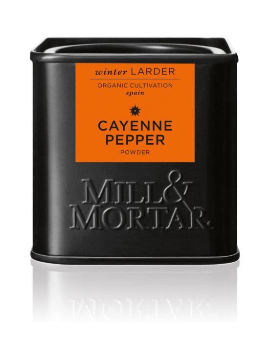 Mill & Mortar - Cayenne Pippuri jauhettu Luomu 45g   Stockmann - photo 1