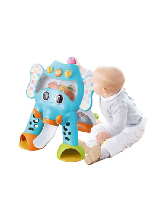 Infantino - INFANTINO 3-in-1 Elefantti puuhakeskus - null   Stockmann - photo 3