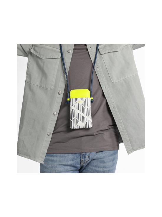 Golla - Mini Phone Bag - YELLOW, BLUE & WHITE   Stockmann - photo 4